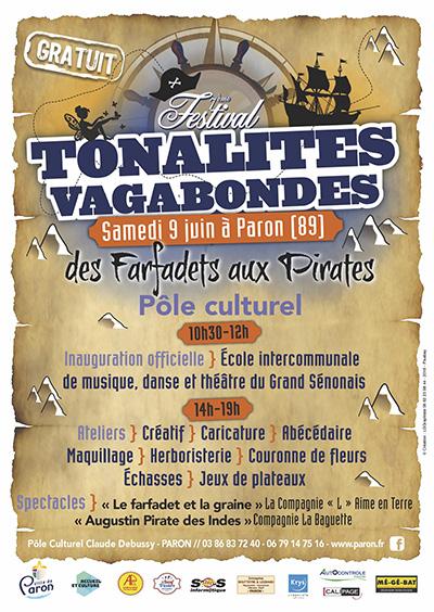 Festival Tonalités vagabondes (Juin 2018)