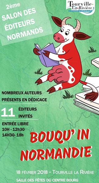 Bouqu'in Normandie - Tourville-La-Rivière