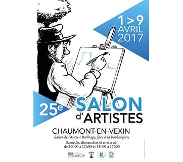 Affiche-salon-d'artistes
