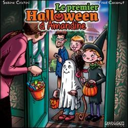 Le premier Halloween d'Amandine