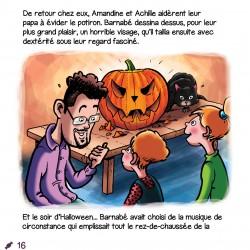 Le premier Halloween d'Amandine16