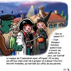 Le premier Halloween d'Amandine21